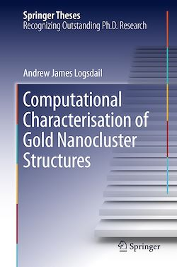 Computational Characterisation of Gold Nanocluster Structures