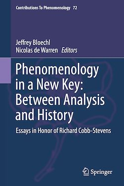Phenomenology in a New Key: Between Analysis and History