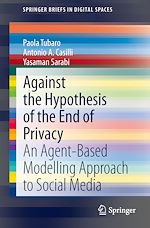 Download this eBook Against the Hypothesis of the End of Privacy