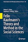 Download this eBook Felix Kaufmann's Theory and Method in the Social Sciences