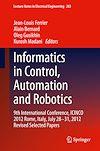 Télécharger le livre :  Informatics in Control, Automation and Robotics