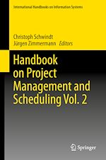 Download this eBook Handbook on Project Management and Scheduling Vol. 2