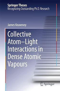 Collective Atom–Light Interactions in Dense Atomic Vapours