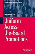 Download this eBook Uniform Across-the-Board Promotions