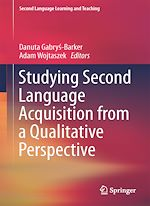 Download this eBook Studying Second Language Acquisition from a Qualitative Perspective