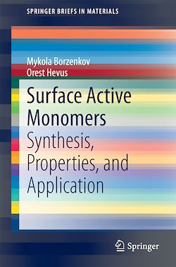 Surface Active Monomers