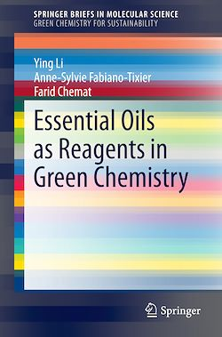Essential Oils as Reagents in Green Chemistry