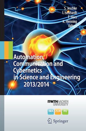 Téléchargez le livre :  Automation, Communication and Cybernetics in Science and Engineering 2013/2014