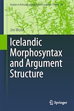 Download this eBook Icelandic Morphosyntax and Argument Structure