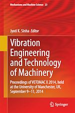Download this eBook Vibration Engineering and Technology of Machinery