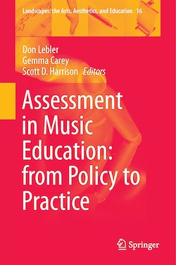 Assessment in Music Education: from Policy to Practice