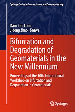 Bifurcation and Degradation of Geomaterials in the New Millennium