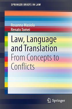 Law, Language and Translation