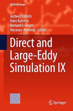 Direct and Large-Eddy Simulation IX
