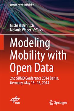 Modeling Mobility with Open Data