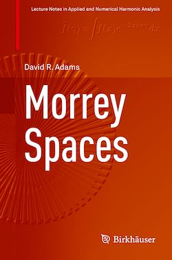Morrey Spaces