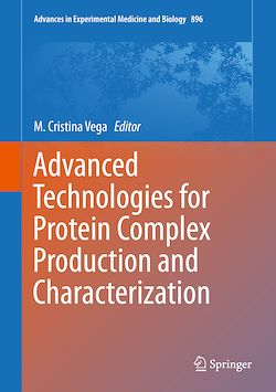 Advanced Technologies for Protein Complex Production and Characterization