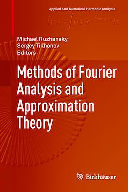 Methods of Fourier Analysis and Approximation Theory