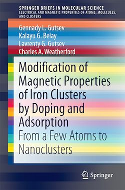 Download the eBook: Modification of Magnetic Properties of Iron Clusters by Doping and Adsorption