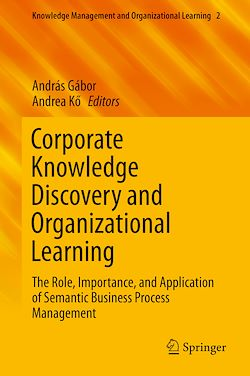 Corporate Knowledge Discovery and Organizational Learning
