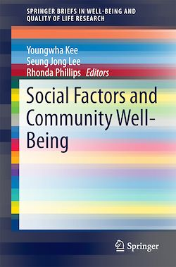 Social Factors and Community Well-Being