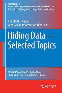 Hiding Data - Selected Topics