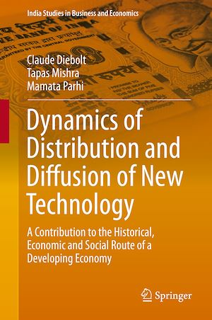 Téléchargez le livre :  Dynamics of Distribution and Diffusion of New Technology