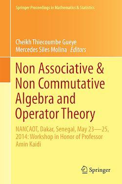 Non-Associative and Non-Commutative Algebra and Operator Theory