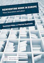 Téléchargez le livre :  Reinventing Work in Europe