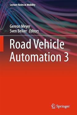 Road Vehicle Automation 3