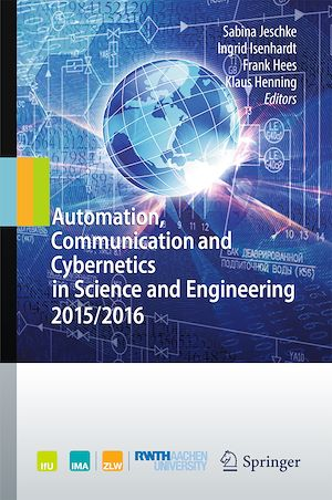 Téléchargez le livre :  Automation, Communication and Cybernetics in Science and Engineering 2015/2016