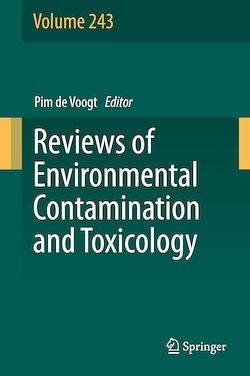 Reviews of Environmental Contamination and Toxicology Volume 243