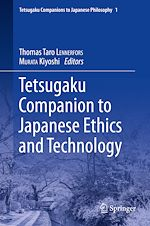 Download this eBook Tetsugaku Companion to Japanese Ethics and Technology