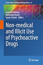 Download this eBook Non-medical and illicit use of psychoactive drugs