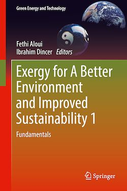 Exergy for A Better Environment and Improved Sustainability 1