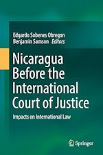 Download this eBook Nicaragua Before the International Court of Justice