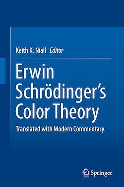 Erwin Schrödinger's Color Theory