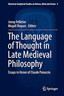 The Language of Thought in Late Medieval Philosophy