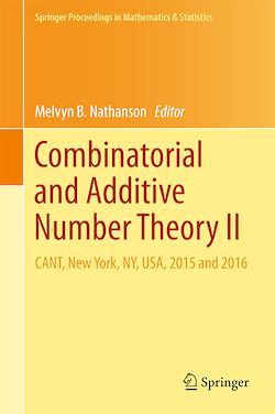 Combinatorial and Additive Number Theory II