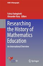 Download this eBook Researching the History of Mathematics Education