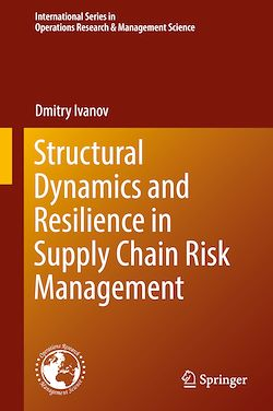 Structural Dynamics and Resilience in Supply Chain Risk Management