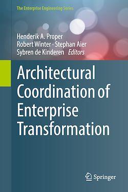 Architectural Coordination of Enterprise Transformation
