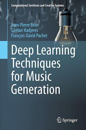 Téléchargez le livre :  Deep Learning Techniques for Music Generation