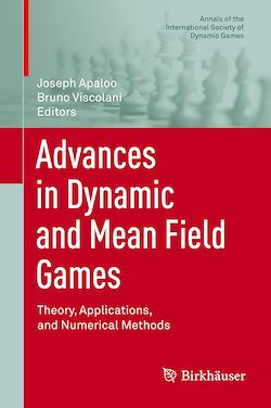 Advances in Dynamic and Mean Field Games