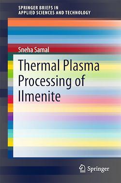 Thermal Plasma Processing of Ilmenite
