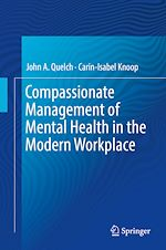 Download this eBook Compassionate Management of Mental Health in the Modern Workplace