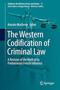 The Western Codification of Criminal Law