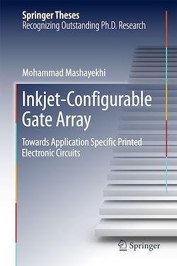 Inkjet-Configurable Gate Array