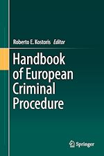Download this eBook Handbook of European Criminal Procedure