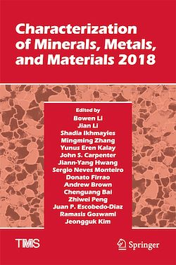 Characterization of Minerals, Metals, and Materials 2018